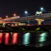 川 堰 橋 高速道路