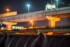 堰 橋 高速道路