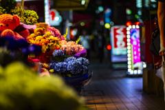 中洲の花店