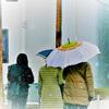 傘は咲く!