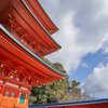 須磨寺の三重塔です。