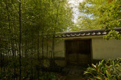 姫路城の好古園。