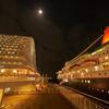 ホテルとクルーズ船。