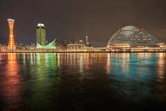 また神戸港の蔵出しです。