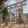 神戸の弓弦羽(ゆづるは)神社です。