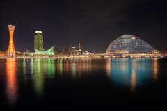 神戸港のR.G.B.です。