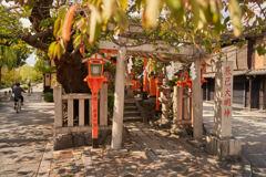 辰巳神社。