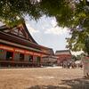 八坂神社の一枚。