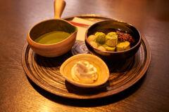 姫路の抹茶スイーツ。