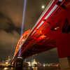 神戸大橋のビーム。