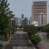 シンガポールの大通り