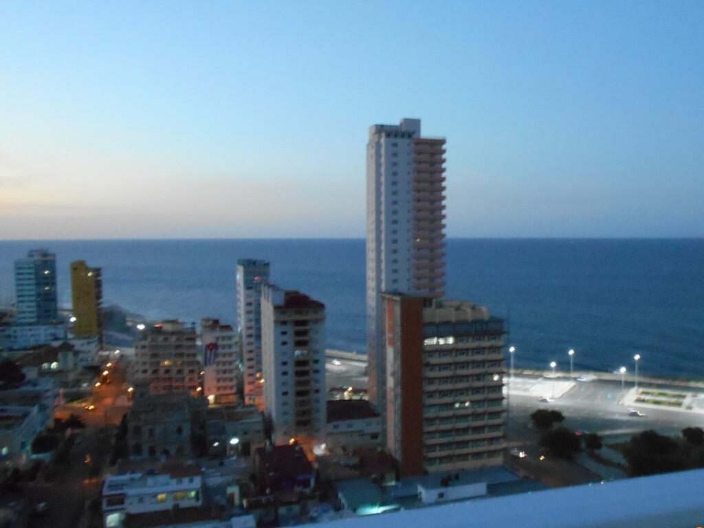 2016年キューバ3~夕景