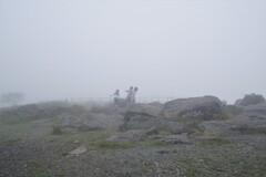 霧の美幌峠