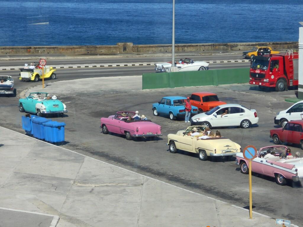 2016年キューバ2~カラフル