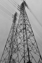 鉄塔 steel tower