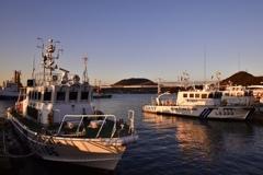 夕陽のあたる船 Ⅱ