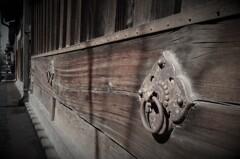 奈良の駒繋