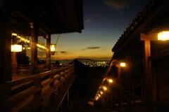 奈良の夜風
