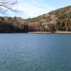 山散歩7   四尾連湖