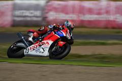 高橋巧選手_2019 MFJ全日本ロードレース選手権シリーズ 第2戦@鈴鹿