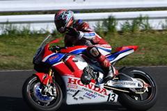 高橋巧選手_2019 MFJ全日本ロードレース選手権シリーズ 第3戦@SUGO