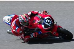 高橋巧選手_2019 MFJ全日本ロードレース選手権シリーズ 第1戦@もてぎ