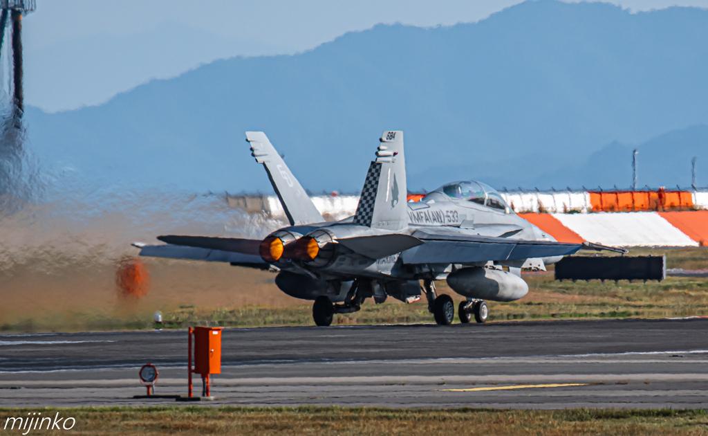 FA-18 hawks