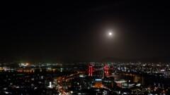 夜の北九州