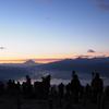 富士山撮影の名所で撮る人を撮る(2)