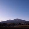21_03_22の浅間山 ちょっと煙出た