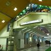 しなの鉄道の夜 (2)軽井沢駅