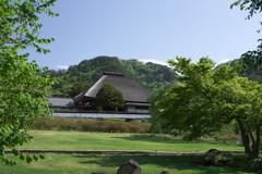 上田市 前山寺にて (1)
