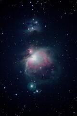再びオリオン大星雲を撮ってみた・・・少しは良くなったかなぁ