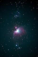 オリオン大星雲を撮ってみた う~まだまだだなぁ・・・