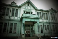 旧栃木市役所跡