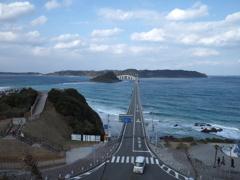角島大橋(冬)