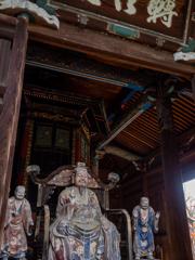 清凉寺の一切経蔵 #1