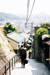 坂と海 #4