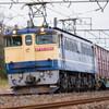 働く貨物列車