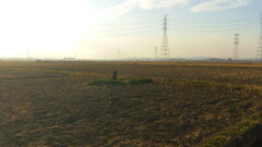 2013/12/01_田んぼの中の石碑