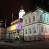 2019/06/15_夜のニューヨーク市庁舎