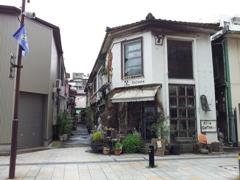 2019/09/24_北の庄通りから新栄商店街を望む