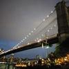 2019/06/15_夜のブルックリン橋