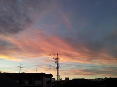 2016/10/09_夕空