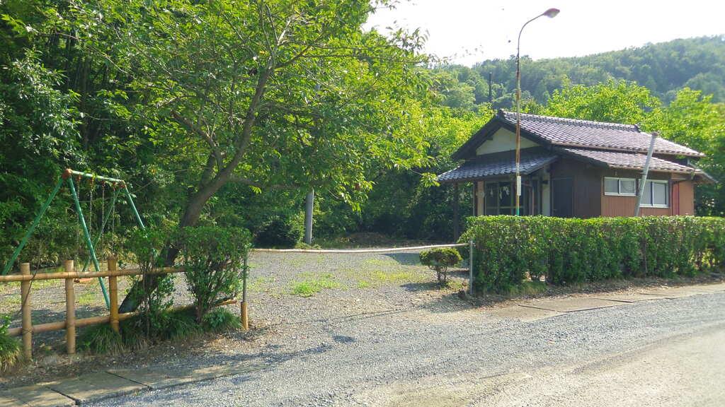 2013/08/31_神社? と公民館
