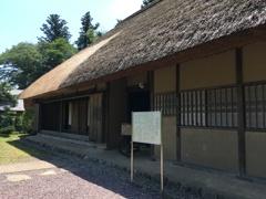 2020/06/08_道の駅 和紙の里ひがしちちぶの紙すき家屋