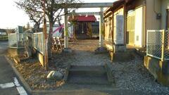 2013/01/04_向郷神社と向郷集落センター