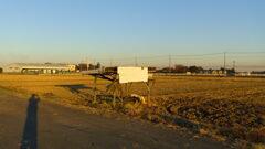 2013/11/30_田んぼの中の小屋