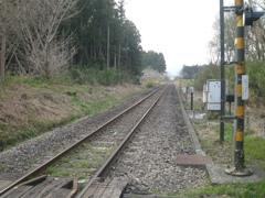 2011/04/10_八高線 葛木踏切