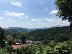 2020/06/08_外秩父山中からの眺め